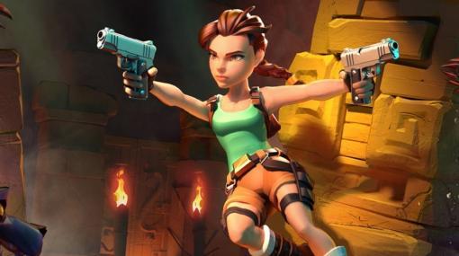 トゥームレイダーシリーズ最新作「Tomb Raider Reloaded」がアナウンス。これまでと異なりモバイル向けカジュアル路線に