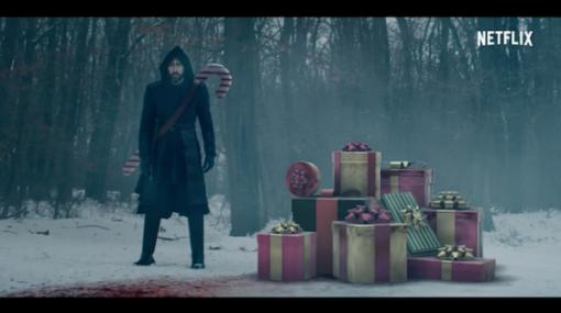 Netflixドラマ版「ウィッチャー」クリスマストレイラー公開―冬のモンスター狩り