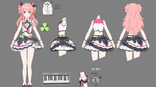 『プロジェクトセカイ カラフルステージ! feat. 初音ミク』の衣装デザインに迫るーバーチャル・シンガー&オリキャラの衣装はどう作られたのか | インサイド