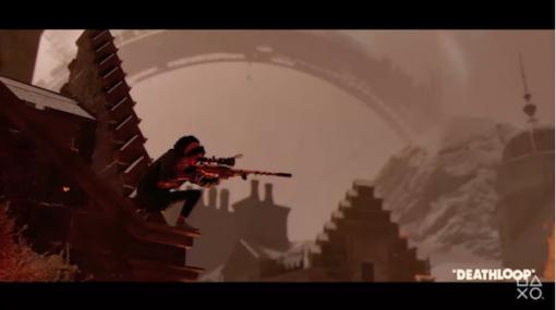 ゲーム内で銃がジャムればDualSenseトリガーも固まる―PS5版『DEATHLOOP』でのコントローラー機能紹介