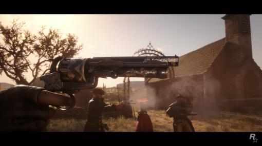 『レッド・デッド・オンライン』のスタンドアロン版が12月1日に発売へ。自由にキャラクターを作成して仲間とともに荒野を駆け巡ろう