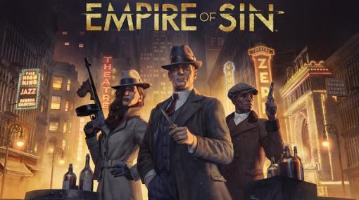 クライムストラテジー『Empire of Sin』国内PS4/スイッチ版が2021年2月25日発売! 最新PVも公開