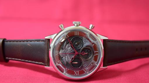 真実はなく、許されぬことはない。アサシン教団の信条が刻まれた『アサシン クリード』の腕時計がかっこよすぎる