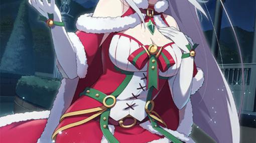 『リゼロス』エミリアとプリシラがクリスマス衣装で登場! プリシラIFストーリーも公開