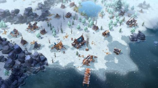 北欧神話RTS『Northgard』国内PS4/スイッチ向けにリリース―北方の厳しい冬を乗り越えろ