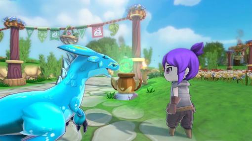 スローライフ&モンスター育成ARPG『Re:Legend』2021年春に正式リリースへ。PS4/Xbox One/Nintendo Switch版も同時期配信予定