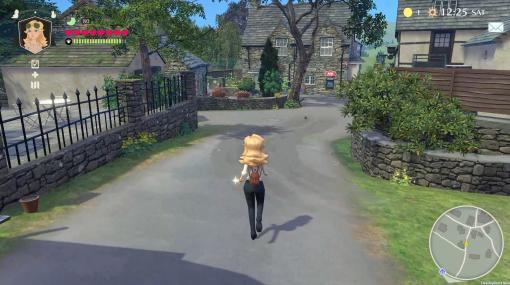 「夜になると住民たちが動物に変わる」不思議な町の謎を解き明かす生活系アクションアドベンチャーゲーム『The Good Life』2021年夏に発売へ