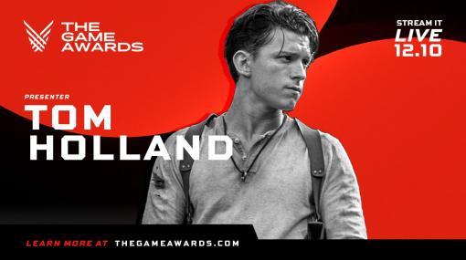 「The Game Awards 2020」、実写版「アンチャーテッド」出演のトム・ホランド氏がプレゼンターとして登場決定!