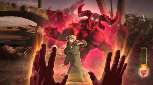 オープンワールドの「キリスト」シミュレーションゲーム『I Am Jesus Christ』クラウドファンディングが2021年2月1日に開始