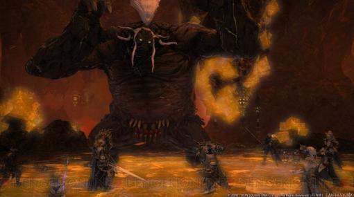 『FF14』落ちたら復活できない蛮神戦…。パッチ5.4で幻タイタン討滅戦が実装