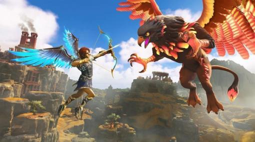 神話オープンワールド『イモータルズ フィニクス ライジング』発売!『アサクリ オデッセイ』手掛けたUbisoft Quebecの最新作