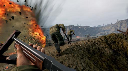 発売迫る『Medal of Honor: Above and Beyond』マルチプレイヤートレイラー公開!VRならではの戦法で勝利を目指せ