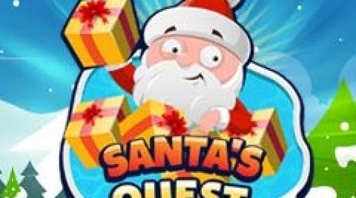 """Yahoo!ゲームの「かんたんゲーム」で,""""サンタさんの探し物""""が本日配信"""