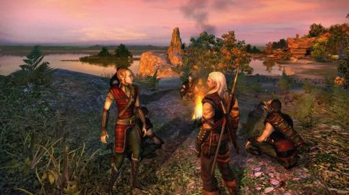 『サイバーパンク 2077』を前に、『The Witcher: Enhanced Edition Director's Cut』GOG版無料配信が開始。ゲラルトの物語の原点を辿る