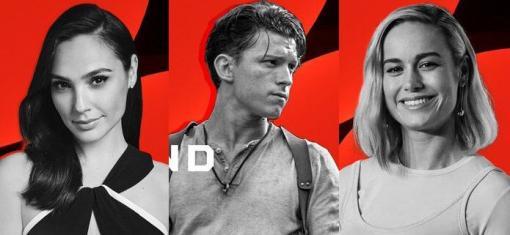 『TGA2020』映画「アンチャーテッド」の主演トム・ホランドが登場することが判明!「キャプテンマーベル」のブリー・ラーソン、「ワンダーウーマン」ガル・ガドットも