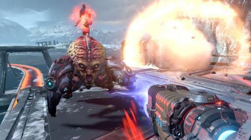 ニンテンドースイッチ版『DOOM Eternal』リリース―DLCは後日発売予定