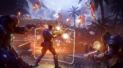 『Gears 5』キャンペーン拡張「Hivebusters」トレイラー公開―「スコーピオ部隊」の決死の活躍描く