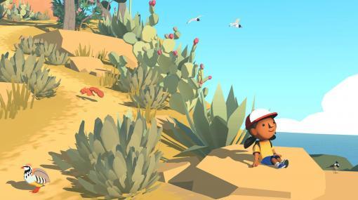 自然保護スローライフ『Alba: A Wildlife Adventure』配信開始。地中海の島でぽつり、あのころの夏休みを思い出すオープンワールド