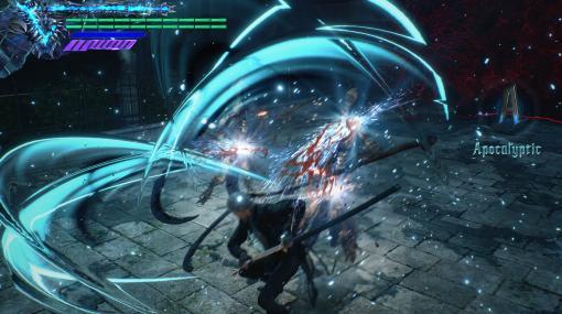 「バージル」を使用できるPS4/Xbox One/Steam『デビル メイ クライ 5』追加コンテンツが配信開始。慎重かつ正確な動作によって攻撃力を増加するテクニカルなキャラ