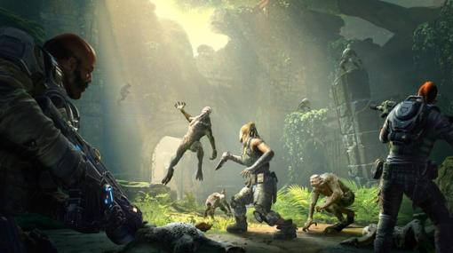 『Gears 5』キャンペーン拡張「Hivebusters」発売―ストーリーでもアルティメットを駆使しスワームを殲滅せよ