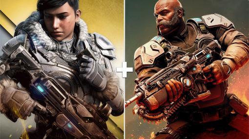 「Gears 5 ゲーム オブ ザ イヤー エディション」が販売開始! ハイヴバスターパック収録でXbox Series X|Sに最適化