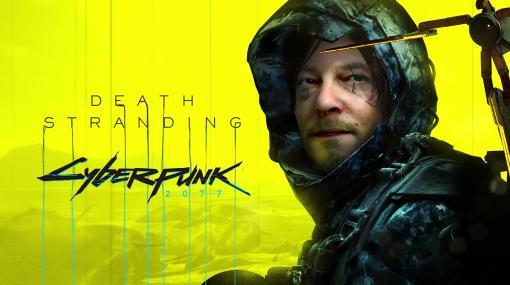 PC版『デス・ストランディング』と『サイバーパンク2077』がコラボ。『CP2077』をテーマにした新ミッションや新たなバイクが『デススト』に追加され、サムがハッキング能力に目覚める