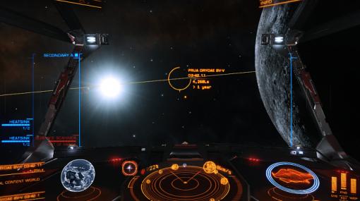 Elite Dangerous(エリデン)は、宇宙ごっこ遊びゲームとして最高 - シロクマの屑籠