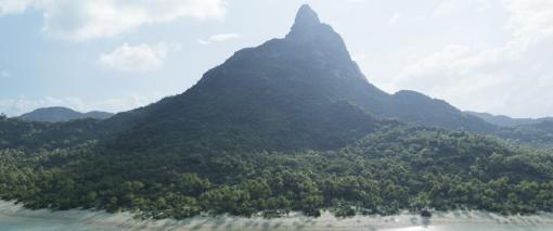 Houdini&Arnoldで描く大規模なフル3D自然景観、個人創作『Island』by 木川裕太(Spade&Co.) - 特集