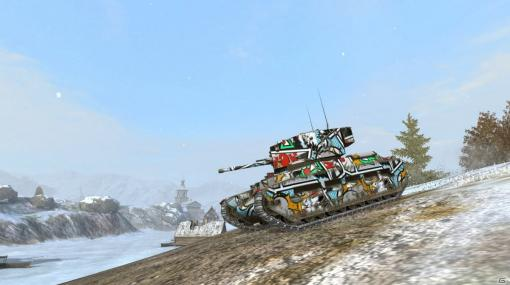 「World of Tanks Console」と「World of Tanks Blitz」で年末年始イベントが開催!