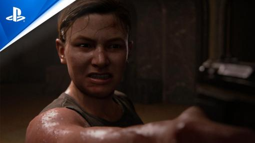 """「The Last of Us Part II」の最新トレイラー""""アビー ストーリートレイラー""""日本語版が本日公開。DL版の半額セールを実施"""