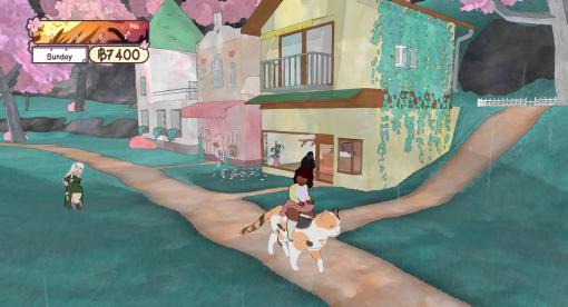 ほんわか系シミュレーションRPG「Calico」がリリース。ロリータファンタジーの世界で魔法少女がネコカフェの再興を目指す