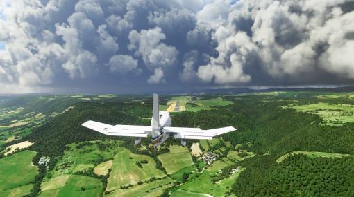 『Microsoft Flight Simulator』アップデートでVRに対応。どのヘッドセットでも楽しめるリアルなコックピット気分
