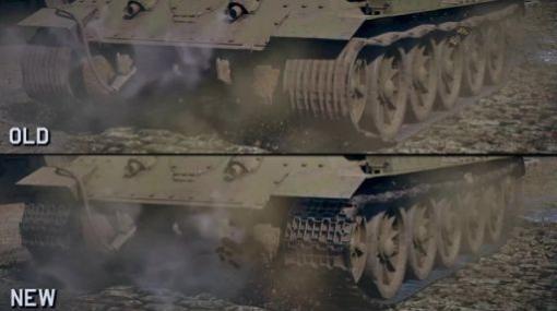 """「War Thunder」に大型アップデート""""ホットトラックス(Hot Tracks)""""で兵器30種が追加"""